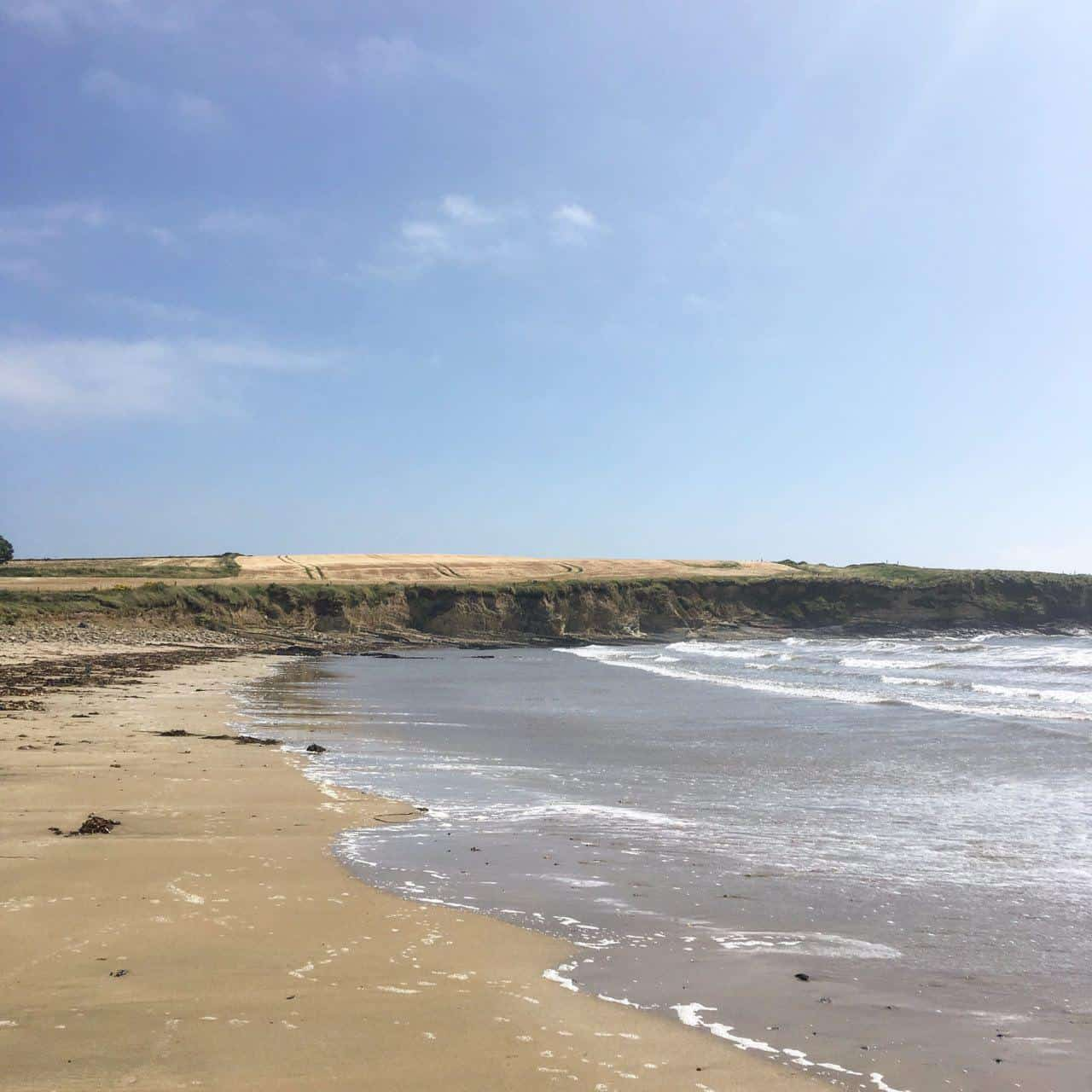 Image of Garrettstown Beach in Cork
