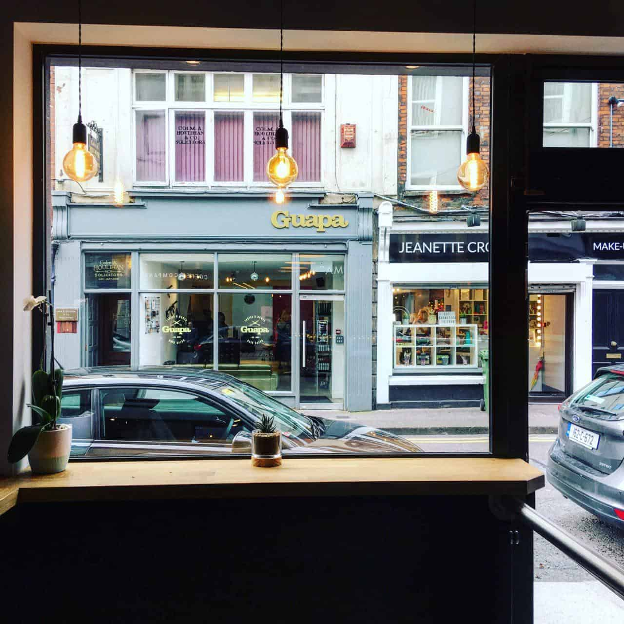Image of SOMA coffee shop in Cork