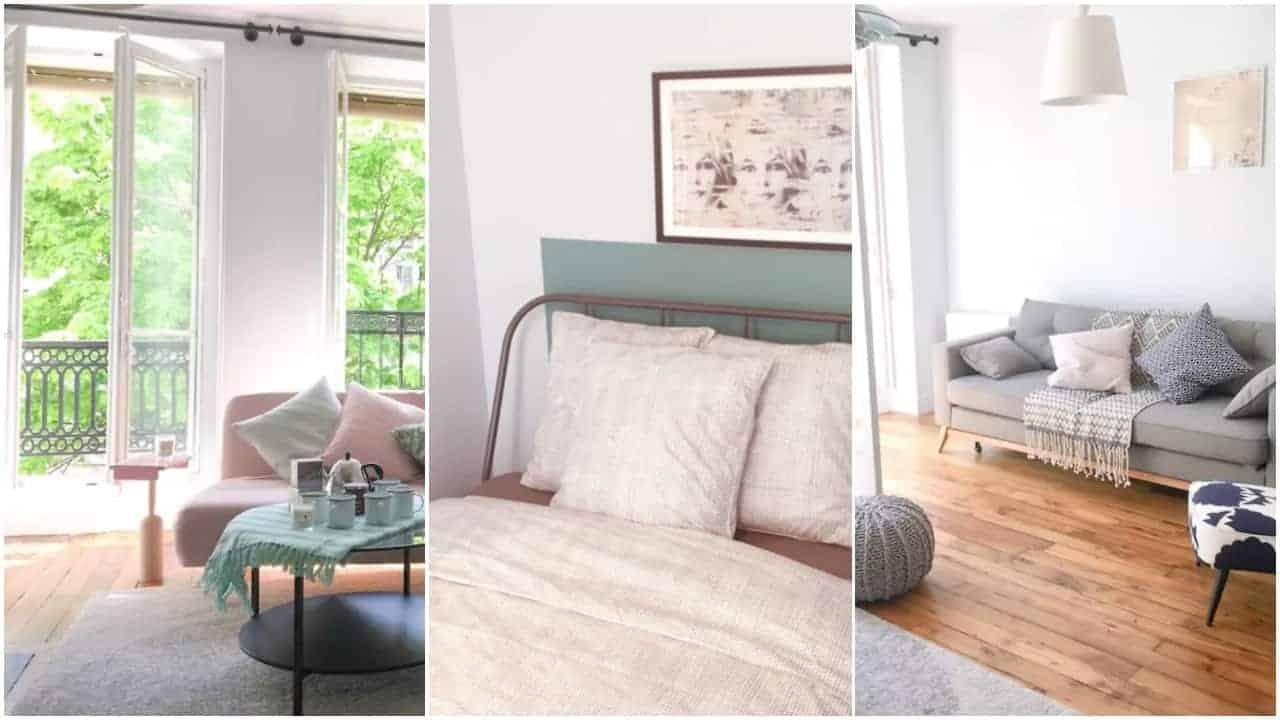 Family airbnb Paris